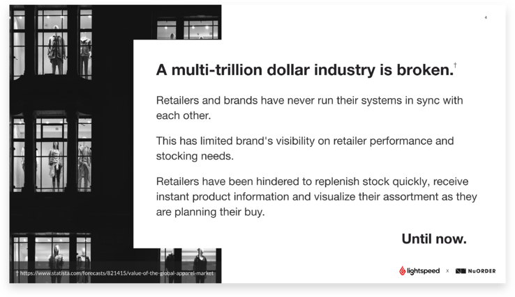 Multi-Trillion Dollar Industry